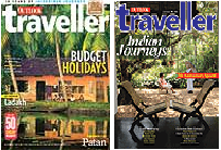 Outlook Traveller June 2008 and August 2011